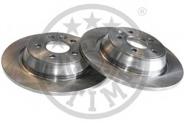 Тормозной диск OPTIMAL BS-8258 - изображение 1
