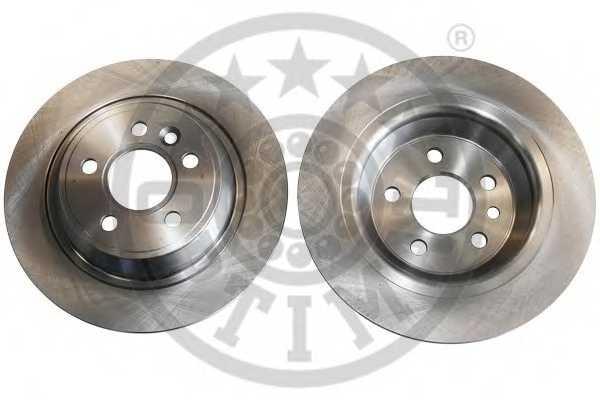 Тормозной диск OPTIMAL BS-8258 - изображение