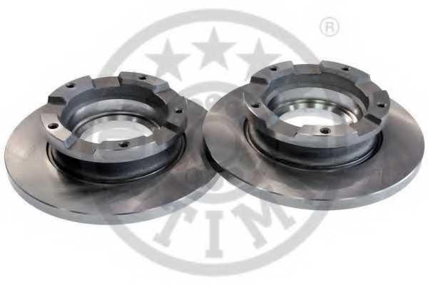 Тормозной диск OPTIMAL BS-8266 - изображение 1