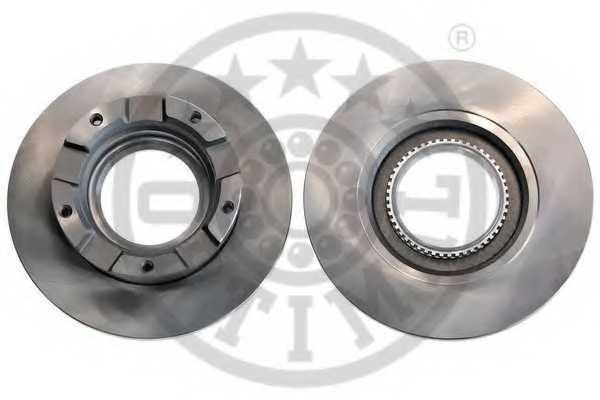 Тормозной диск OPTIMAL BS-8266 - изображение