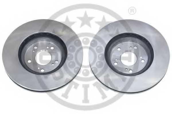 Тормозной диск OPTIMAL BS-8282 - изображение 1