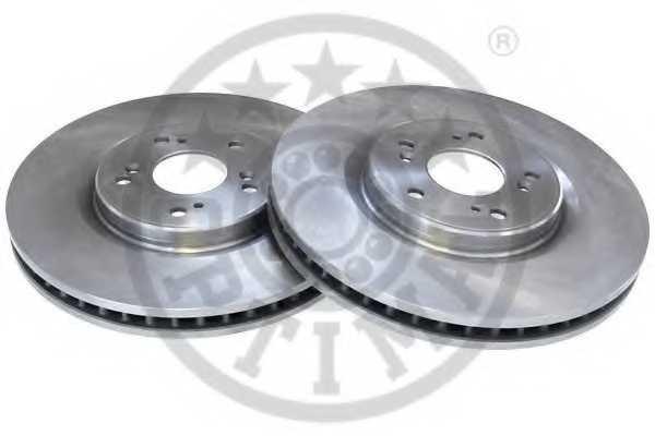 Тормозной диск OPTIMAL BS-8282 - изображение