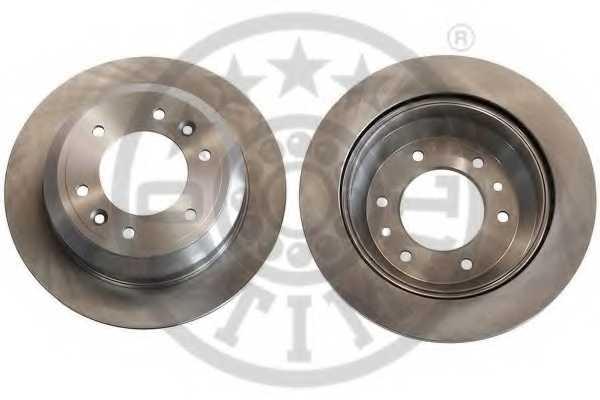 Тормозной диск OPTIMAL BS-8292 - изображение 1