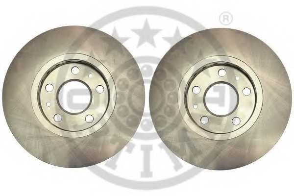 Тормозной диск OPTIMAL BS-8306 - изображение 1