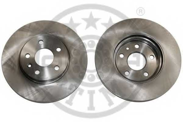 Тормозной диск OPTIMAL BS-8312 - изображение 1