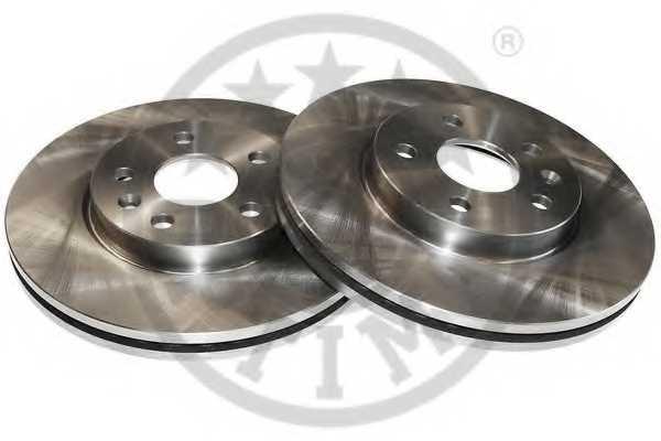 Тормозной диск OPTIMAL BS-8312 - изображение