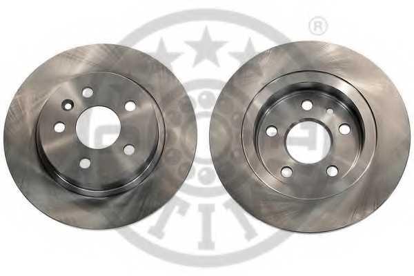 Тормозной диск OPTIMAL BS-8314 - изображение 1