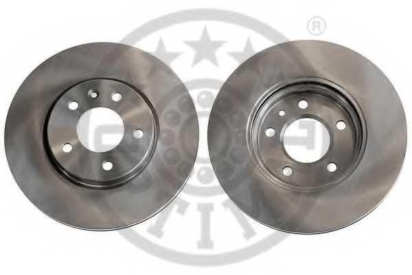Тормозной диск OPTIMAL BS-8316 - изображение 1