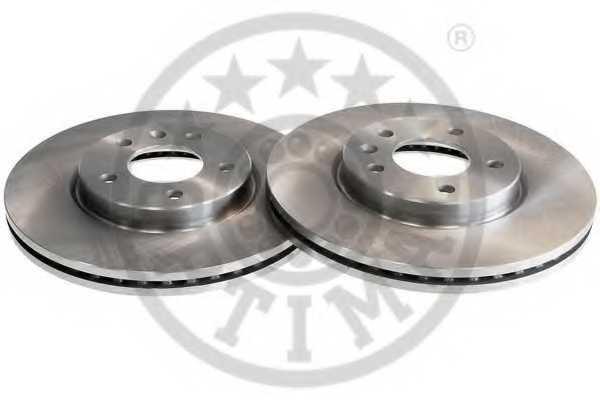 Тормозной диск OPTIMAL BS-8316 - изображение