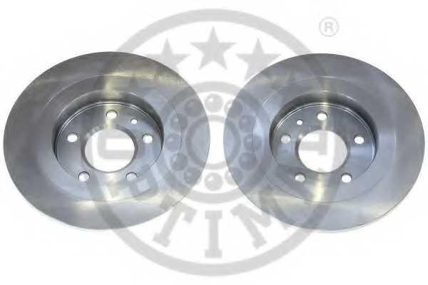 Тормозной диск OPTIMAL BS-8318 - изображение 1