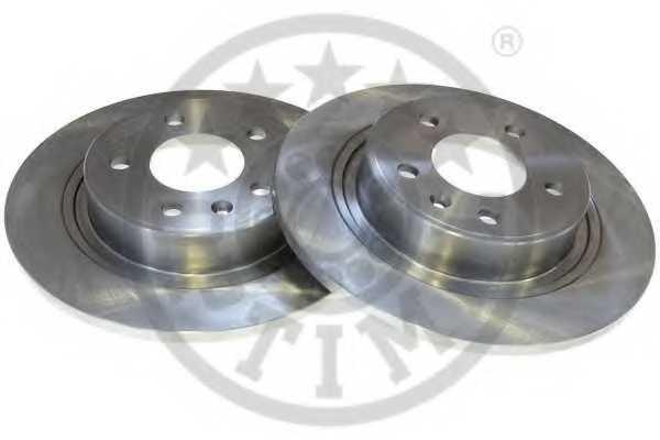 Тормозной диск OPTIMAL BS-8318 - изображение