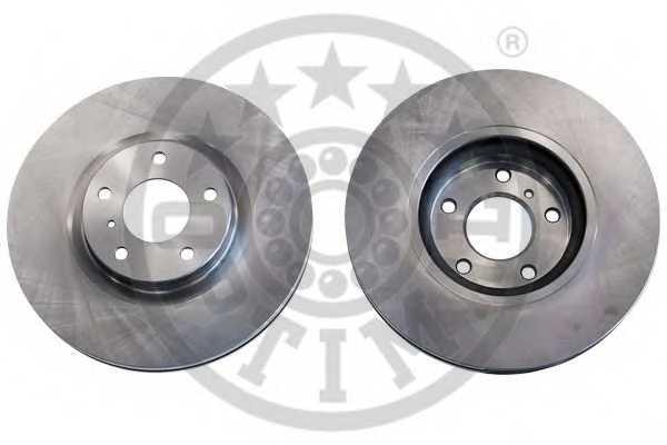 Тормозной диск OPTIMAL BS-8334 - изображение 1