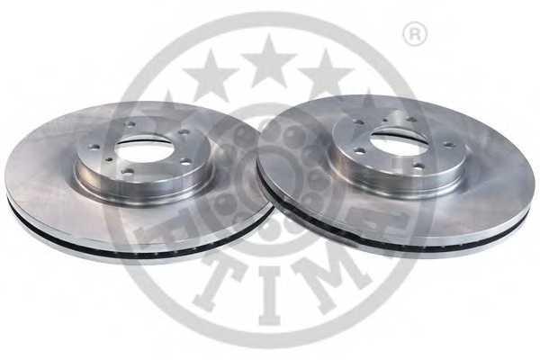 Тормозной диск OPTIMAL BS-8334 - изображение