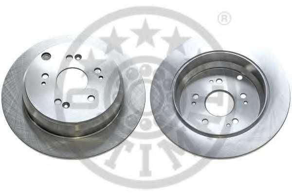 Тормозной диск OPTIMAL BS-8344 - изображение