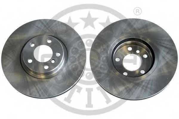 Тормозной диск OPTIMAL BS-8350 - изображение 1
