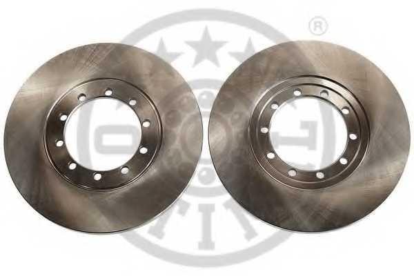 Тормозной диск OPTIMAL BS-8366 - изображение 1