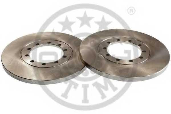 Тормозной диск OPTIMAL BS-8366 - изображение