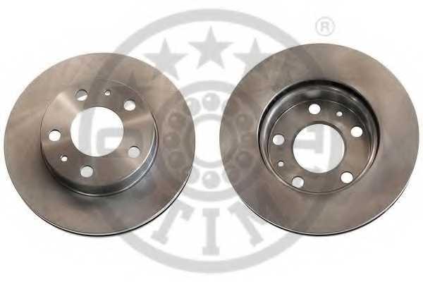 Тормозной диск OPTIMAL BS-8378 - изображение 1