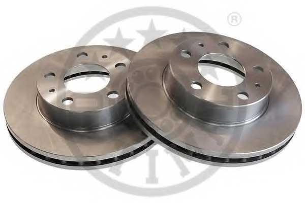 Тормозной диск OPTIMAL BS-8378 - изображение