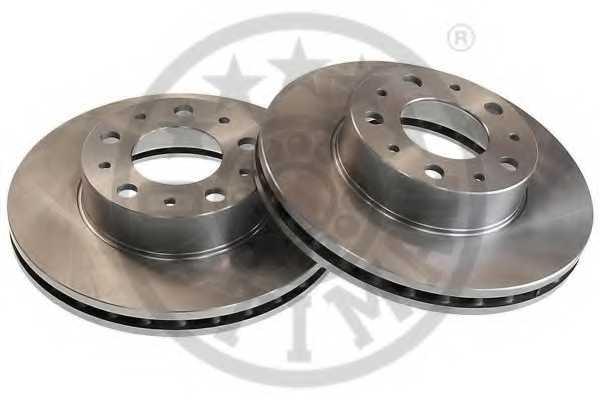 Тормозной диск OPTIMAL BS-8382 - изображение