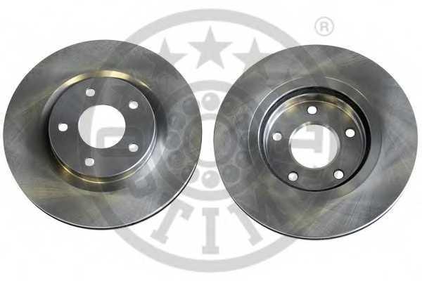 Тормозной диск OPTIMAL BS-8420 - изображение 1