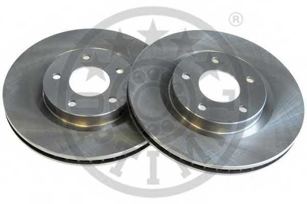 Тормозной диск OPTIMAL BS-8420 - изображение