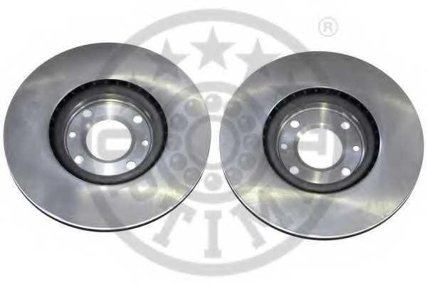 Тормозной диск OPTIMAL BS-8438 - изображение 1