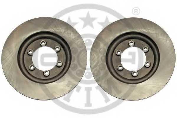 Тормозной диск OPTIMAL BS-8476 - изображение 1