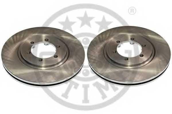 Тормозной диск OPTIMAL BS-8476 - изображение