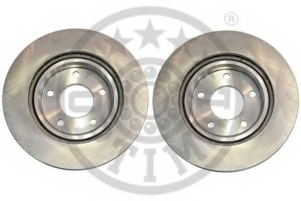 Тормозной диск OPTIMAL BS-8486 - изображение 1