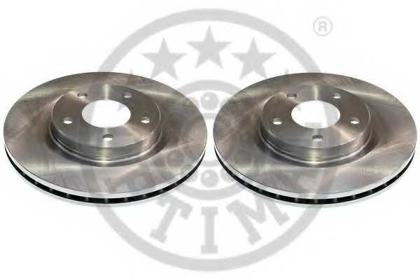 Тормозной диск OPTIMAL BS-8486 - изображение