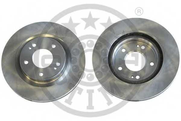 Тормозной диск OPTIMAL BS-8572 - изображение 1