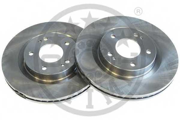 Тормозной диск OPTIMAL BS-8572 - изображение