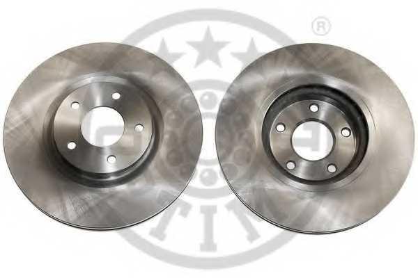 Тормозной диск OPTIMAL BS-8610 - изображение 1