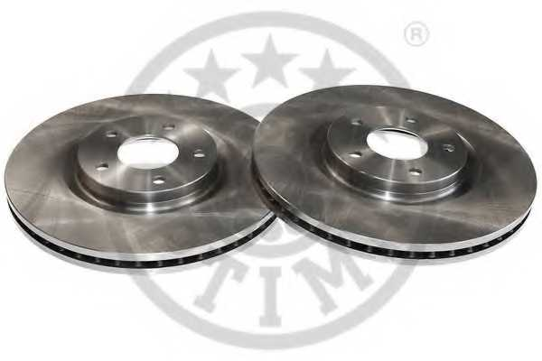 Тормозной диск OPTIMAL BS-8610 - изображение