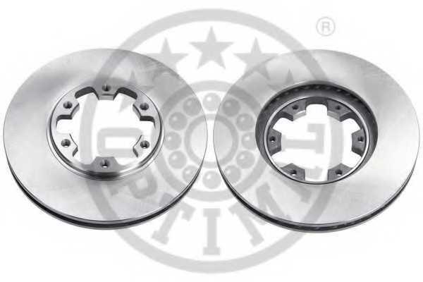 Тормозной диск OPTIMAL BS-8714 - изображение