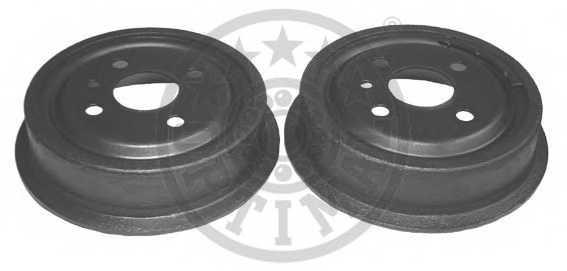 Тормозной барабан OPTIMAL 200X66 / BT-0130 - изображение