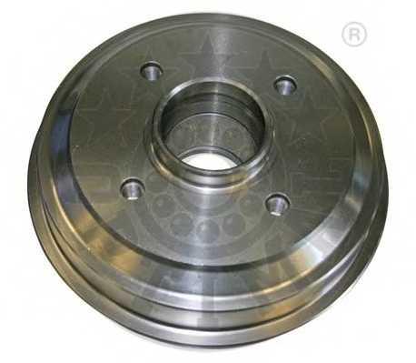 Тормозной барабан OPTIMAL BT-1330 - изображение