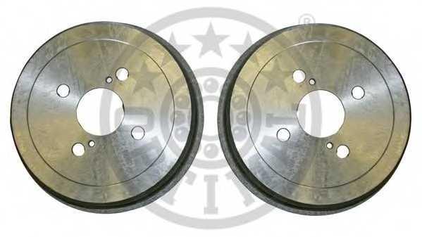 Тормозной барабан OPTIMAL BT-1430 - изображение