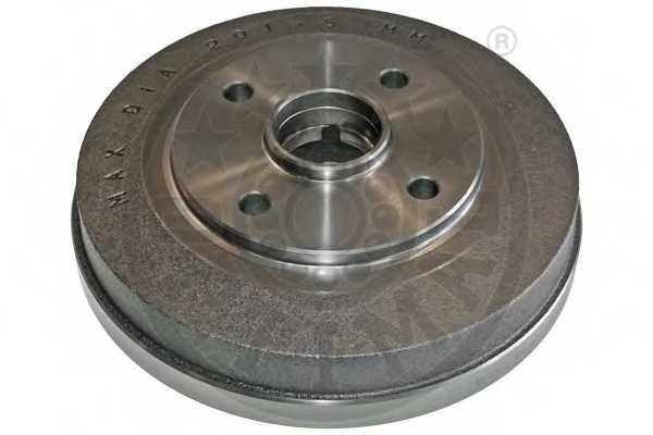 Тормозной барабан OPTIMAL BT-1570 - изображение