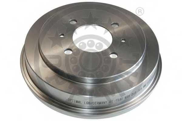 Тормозной барабан OPTIMAL BT-1590 - изображение