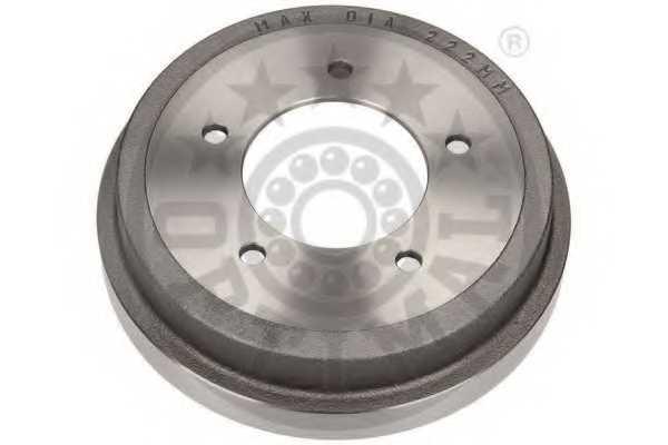 Тормозной барабан OPTIMAL BT-1650 - изображение