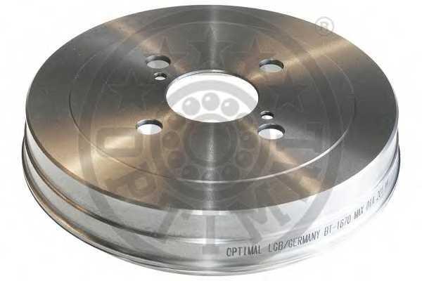 Тормозной барабан OPTIMAL BT-1670 - изображение