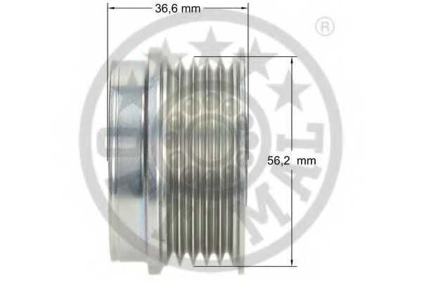Механизм свободного хода генератора OPTIMAL F5-1008 - изображение 2