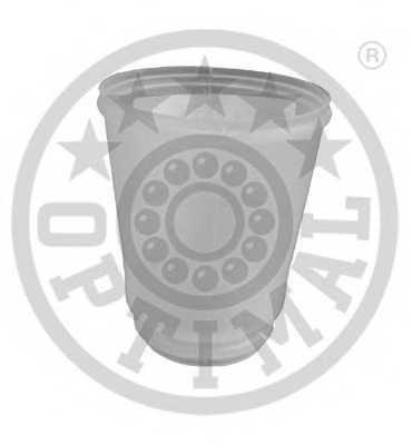 Пыльник амортизатора OPTIMAL F8-4065 - изображение
