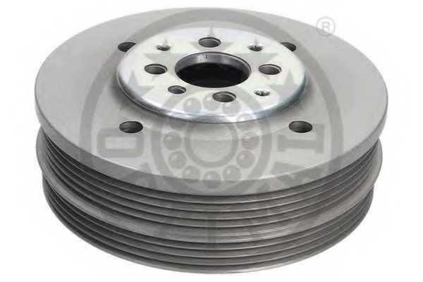 Ременный шкив коленвала OPTIMAL F8-5654 - изображение