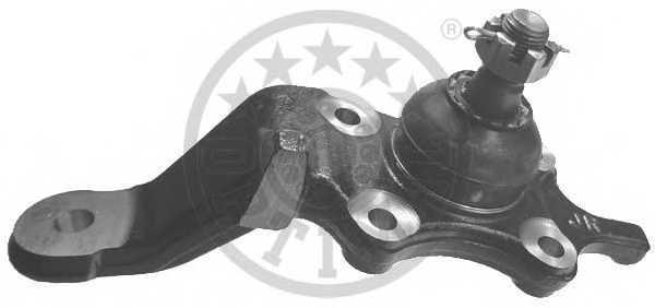 Несущий / направляющий шарнир OPTIMAL G3-878 - изображение