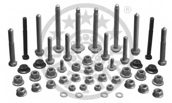 Ремкомплект поперечного рычага подвески OPTIMAL G8-529 - изображение