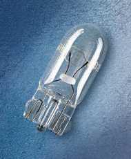 Лампа накаливания W3W 12В 3Вт OSRAM 2821 - изображение