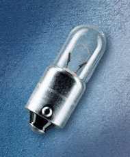 Лампа накаливания 12В 5Вт OSRAM 3860 - изображение